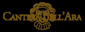 Logo con scritta di Cantina dell'Ara